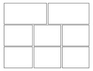 comic template printable 3rd grade second batch of comic templates