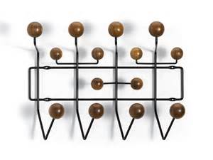 Designers charles and ray eames eames hang it all walnut