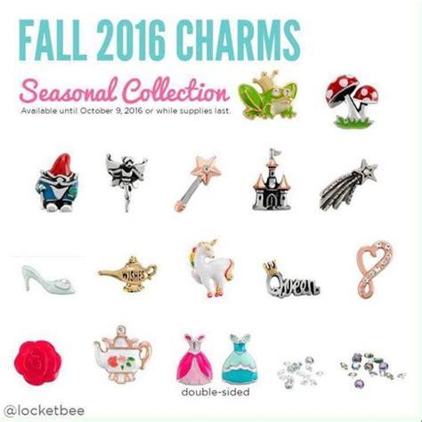 Origami Owl Fall - origami owl new fall seasonal exclusive charms www