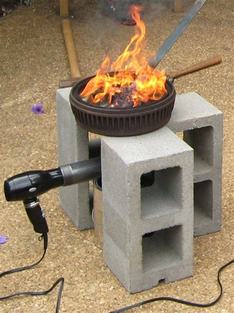 25 best ideas about blacksmith forge on diy