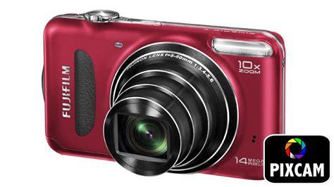 Fujifilm Finepix T200 fujifilm finepix t200 pixcam