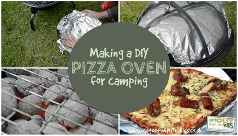 Tent Awning Repairs How To Make A Diy Pizza Oven With This Simple Trick