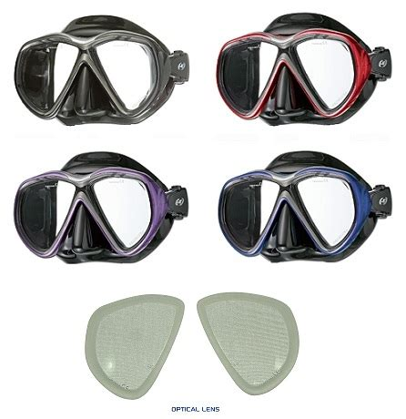 Diving Mask Problue problue mask tiara 2