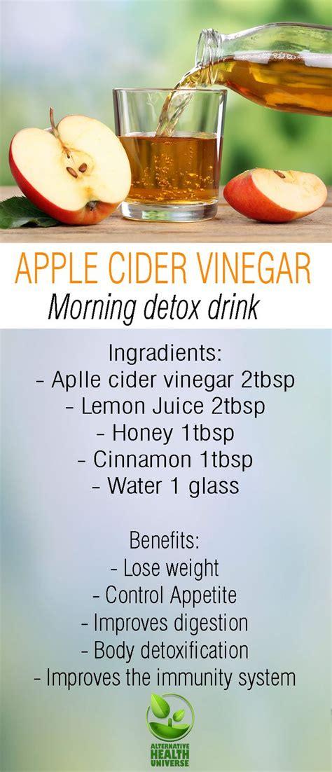 Apple Cider Vinegar Morning Detox by Apple Cider Vinegar Morning Detox Drink