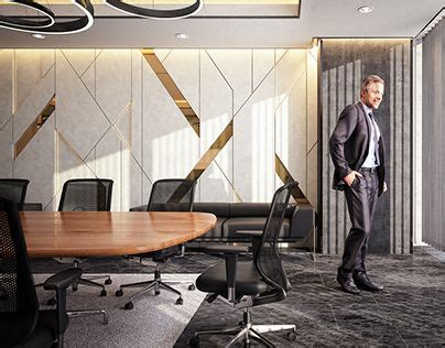 luxurious meeting room kuwait city meeting room design