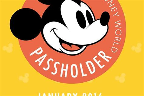 disney world gold pass ticket florida resident epcot after 4pm annual pass