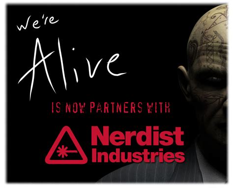 Network Is Alive by We Re Alive 187 We Re Alive Now Part Of Nerdist Podcast Network