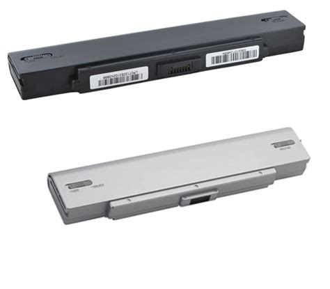 Lcd Laptop Sony Vaio Vgn Cr Series Cr 14 1 14 1inch Wxga shop new silver black battery for sony vaio vgn cr laptops