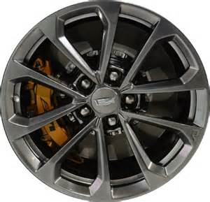 Cadillac Cts V Rims Cadillac Cts Wheels Rims Wheel Stock Oem Replacement