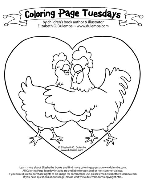 big chicken coloring page big chicken coloring page coloring pages for free