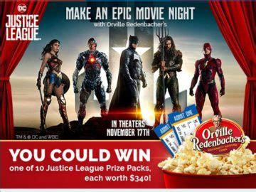 Justice Gift Cards At Kroger - orville redenbacher do popcorn justice sweepstakes sweepstakes
