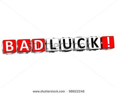 bad luck hear my voice is it a bad luck