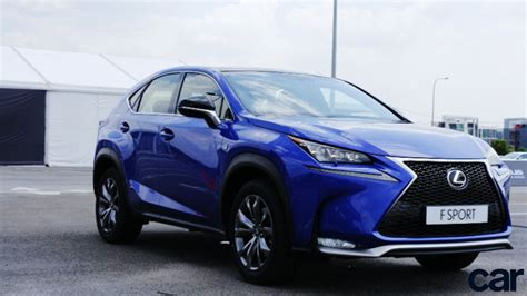 lexus nx malaysia review lexus nx 200t f sport test drive reviews car