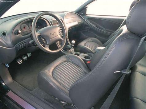 Bullitt Mustang Interior by 2001 Bullitt Ford Mustang Specifications