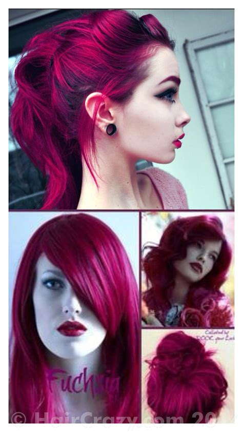 hairstyles color pink trying to find the correct shades of pink hair dye