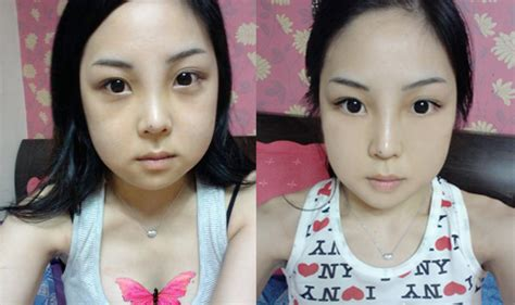korean face shape type real diary attractive egg shape face with korean face