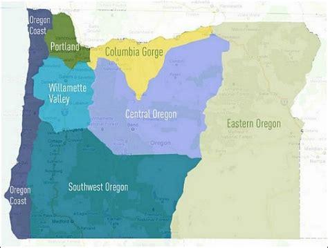 map of oregon coast yurts oregon vacation guide northwest tripfinder