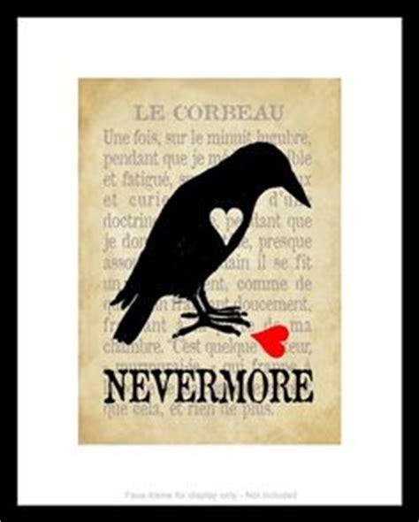 printable version of the raven the raven edgar allan poe and raven on pinterest