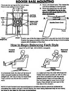 Sofa Recliner Parts How To Fix Repair Replace Parts Of An Office Chair