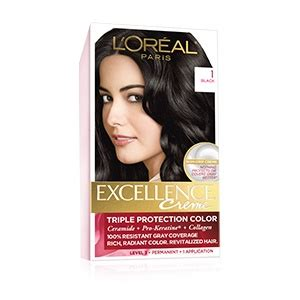 l oreal excellence hair color คร ม ลอร อ ล excellence creme gray coverage hair color