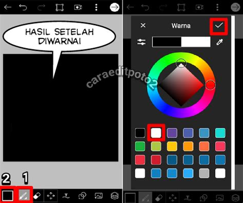 membuat logo esport rumah edit foto android tutorial picsay pro picsart