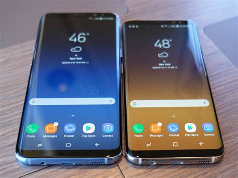 on with the galaxy s8 and s8 smartphones best buy