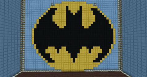 minecraft pixel templates batman batman pixel auto design tech