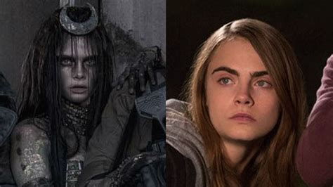 SUICIDE SQUAD?s Cara Delevingne Talks About Playing