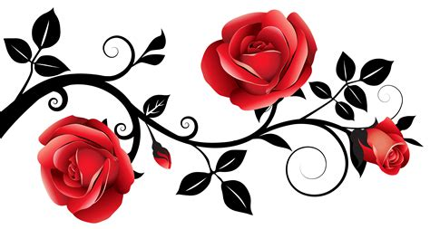 Flower Decoration In Home by Top 76 Roses Clip Art Free Clipart Spot