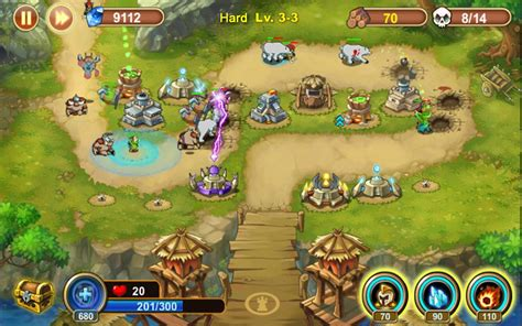 best android tower defense top best tower defense on android technobezz
