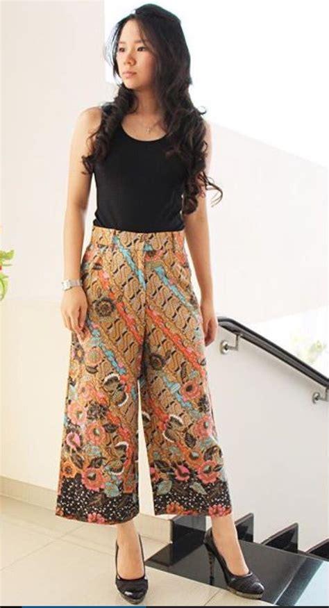 Indian Kulot 4 batik のおすすめ画像 138 件 バティックファッション アフリカンファッション