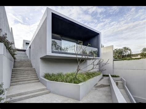 box house design la house modern box house designed with beautiful modern ladscape design youtube
