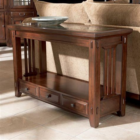 how should a sofa table be why you should use sofa tables