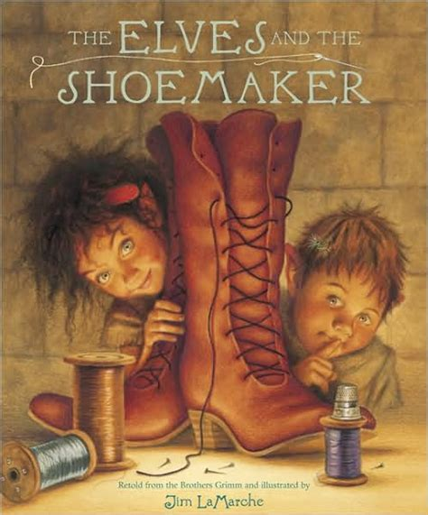 the shoemaker s a novel read me a story the elves and the shoemaker