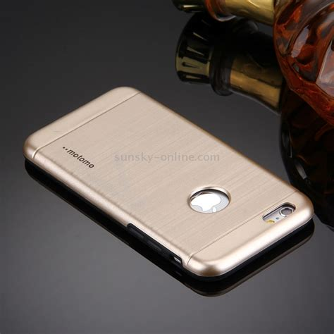 Motomo Hardcase Ino Metal Samsung Galaxy J1 Mini sunsky motomo for iphone 6 6s brushed texture metal tpu protective gold