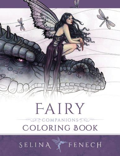 fairy companions coloring book 0994355440 mythical mermaids fantasy coloring book fantasy coloring by selina buzzonbooks com