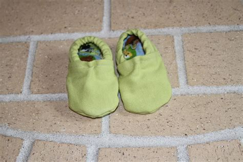 Diy Crib Shoes by Fancy That Notion Diy Baby Shoes