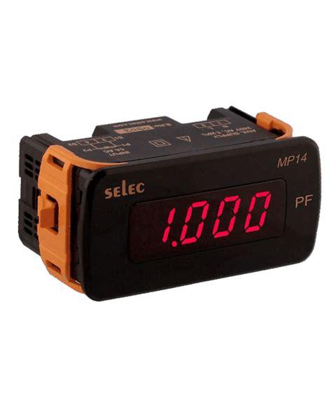 Hz Meter Frequency Meter Mf16 Selec power factor meter mp14 mp214 mp314 asiatek energy