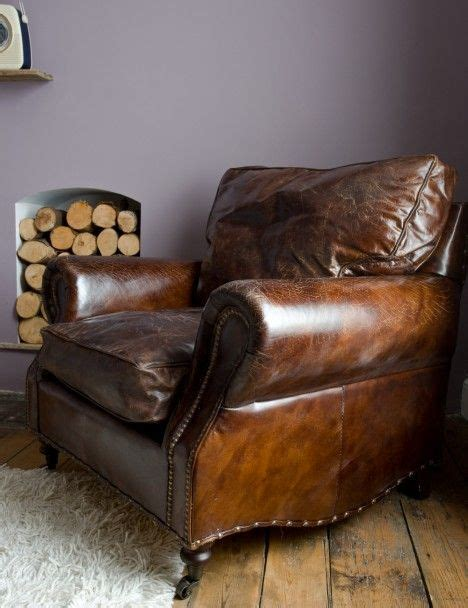 distressed brown leather armchair 1000 ideas about brown bedrooms on pinterest brown