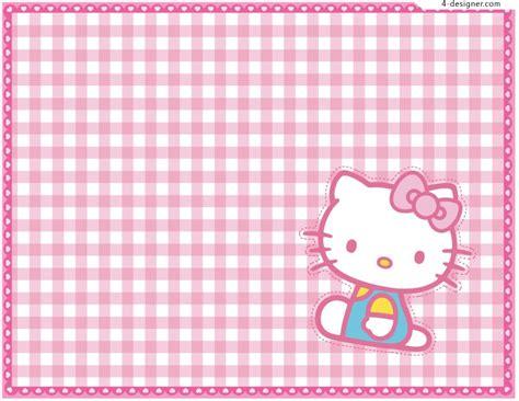 wallpaper hello kitty vector 4 designer cute hello kitty background vector material