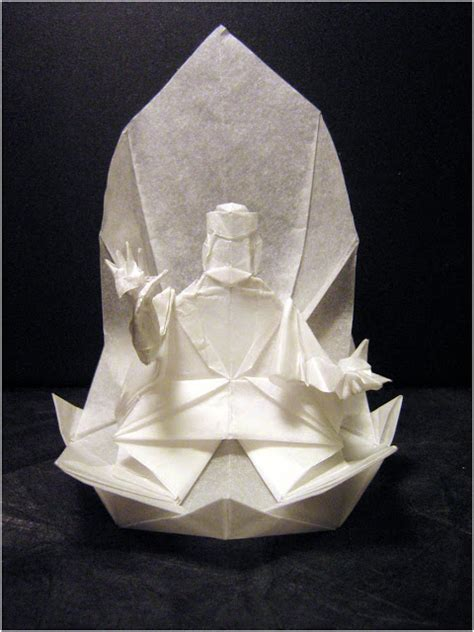 origami buddha the buddha s www thebuddhasface co uk how to make