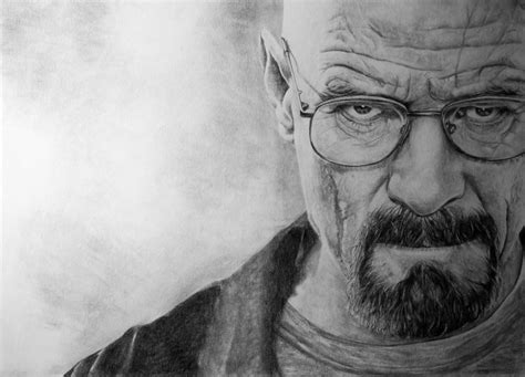 drawing images for pencil drawing of bryan cranston by jakepot on deviantart