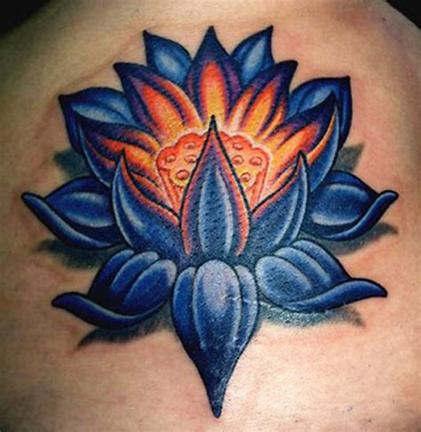 dreamcatcher on thigh 5 japanese lotus flower