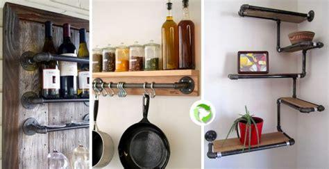 idee riciclo casa riciclare tubi idraulici e arredare casa ecco 20 idee