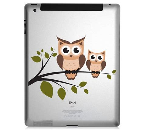 Sticker Macbook Owl 1 7 best cool laptop stickers decals images on