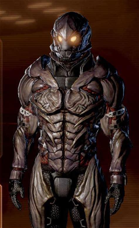 Armure chitineuse de Récolteur | Mass Effect Wiki | FANDOM