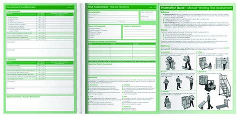 manual handling risk assessment aid training