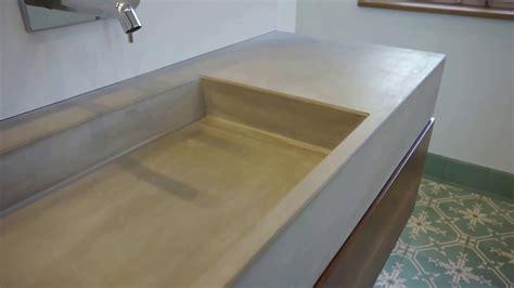 waschtisch aus beton waschtisch aus beton