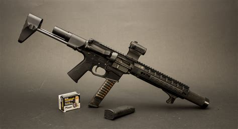 Small Home Defense Rifle D3 9sd Integrally Suppressed 9mm The Ultimate