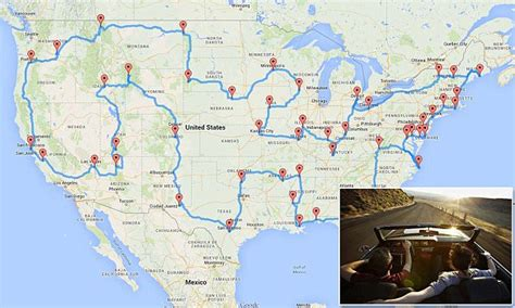 the ultimate american road trip revealed data scientist